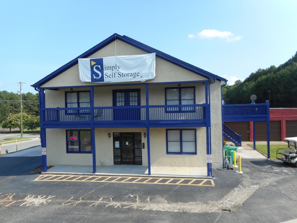 Simply Self Storage  Woodstock  140 Emma Lane Woodstock GA  StorageCompany.com