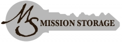 Mission Storage Logo
