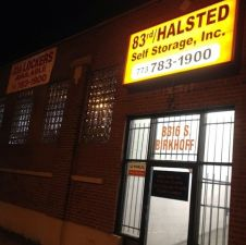 83rd & Halsted Self Storage