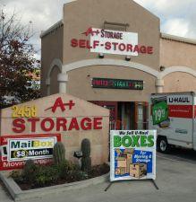 A+ Storage - Costa Mesa Self Storage
