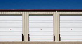 Central Self Storage - Knobtown