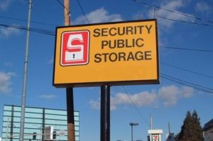 Security Public Storage - Sparks