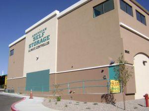 American Self Storage - Indian School
