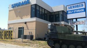 Armored Self Storage - Western Center