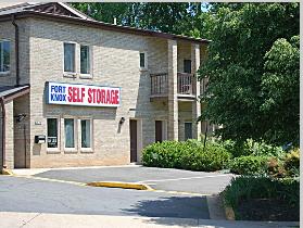 Fort Knox Self Storage - Falls Church