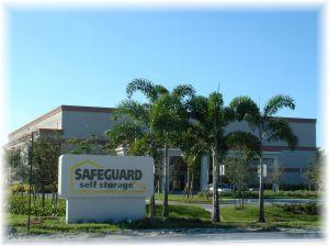 Safeguard Self Storage - Tamarac - Commercial Blvd