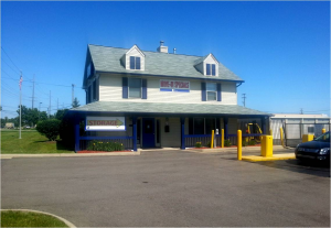 Simply Self Storage - Hall Road/Clinton Township