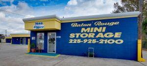 Baton Rouge Mini Storage & Budget Truck Rental - Airline Hwy