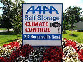 AAAA Self Storage & Moving - Harpersville