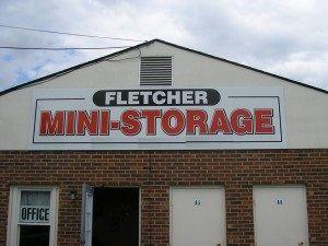 Fletcher Mini Storage