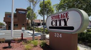 A Storage City Self Storage of Milpitas