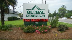 Global Self Storage - Old Trolley Rd.