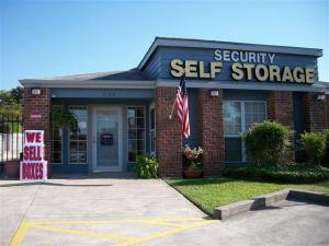 Security Self Storage - Austin Highway