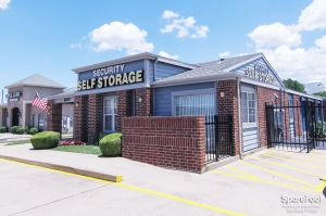 Security Self Storage - South Cooper