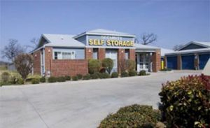 Security Self Storage - William Cannon