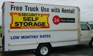 Security Self Storage - Crestview