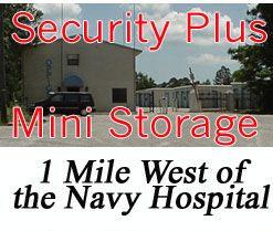 Security Plus Mini Storage