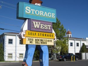 Storage West - Pecos Road