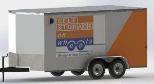 Self Storage on Wheels