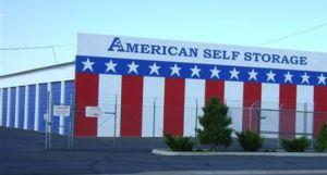 American Self Storage - Sparks