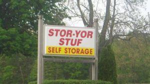 Stor Yor Stuf Storage