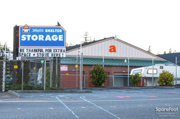 Whyte's Shelter Storage