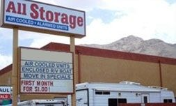 All Storage Lake Mead