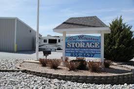 Blue Mountain Storage