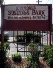 Kleindale Business Park Self Storage , Tucson