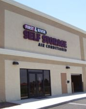First and River Self Storage, Tucson