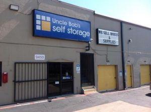 Uncle Bob's Self Storage - Dallas - Hargrove Dr