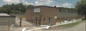 The Mini Warehouse, Irondale