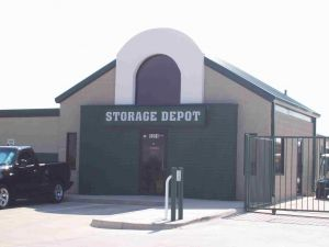 Storage Depot - Denton