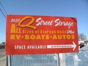 Q Street Storage