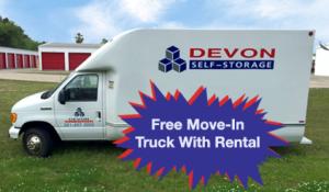 Picture of Devon Self Storage - Pasadena