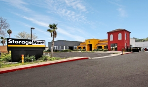 StorageMart - Monterey and Cochran