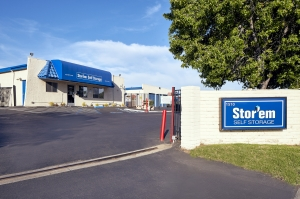 Stor'em Self Storage - Escondido Facility at  1510 E Mission Rd, San Marcos, CA