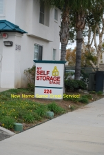 My Self Storage Space - Orange