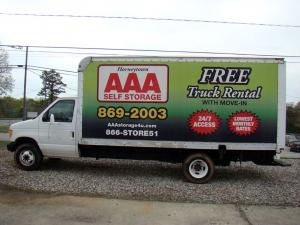 AAA Self Storage #7