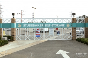 Image of Studebaker Self Storage Facility on 698 N Studebaker Rd  in Long Beach, CA - View 4