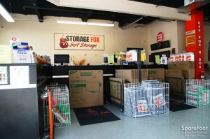 Storage Fox Self Storage of Yonkers and UHAUL