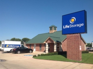 Image of Life Storage - Fort Worth - North Beach Street Facility at 6615 N Beach St  Fort Worth, TX