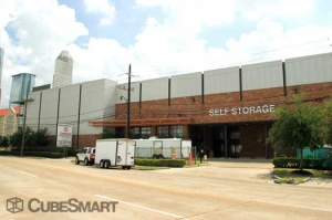 CubeSmart Self Storage - Houston - 1019 W Dallas St Facility at  1019 W Dallas St, Houston, TX