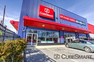 CubeSmart Self Storage - Bronx - 1980 White Plains Rd Facility at  1980 White Plains Rd, Bronx, NY