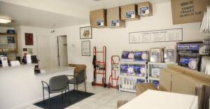 Image of Central Self Storage - East Travis Facility on 837 E Travis Blvd  in Fairfield, CA - View 2