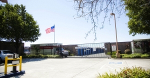 Image of Central Self Storage - East Travis Facility on 837 E Travis Blvd  in Fairfield, CA - View 3