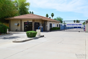 Image of Central Self Storage - Warner Facility on 641 E Warner Rd  in Chandler, AZ