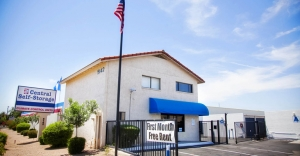 Image of Central Self Storage - Glendale Facility at 5142 N 43rd Ave  Glendale, AZ