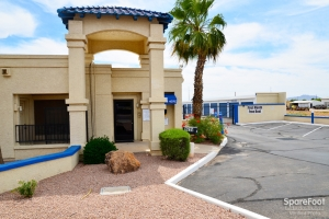 Central Self Storage - Growth Facility at  1625 S Arizona Ave, Chandler, AZ