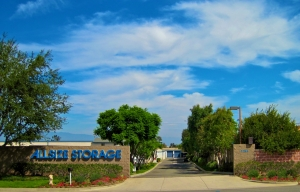 Image of Allsize Storage Corona & RV Parking Facility at 2785 Palisades Drive  Corona, CA